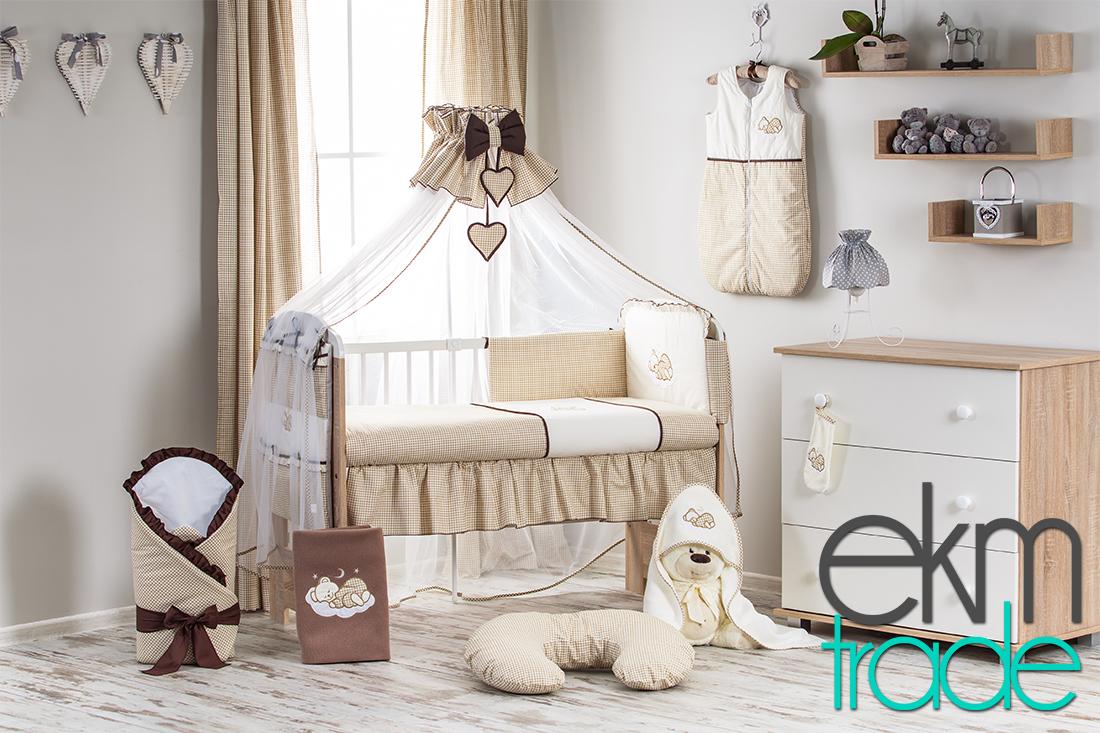 12 Teilig Bettset Weiß Babybett 12060 Cm Mit Matratze Und 10