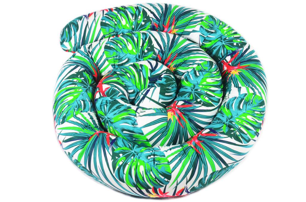 300cm Bettschlange Bettumrandung Nestchen Schlange Handmade 100% Baumwolle ÖKO-TEX W32