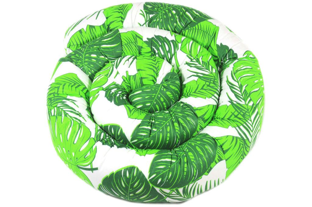 300cm Bettschlange Bettumrandung Nestchen Schlange Handmade 100% Baumwolle ÖKO-TEX W36